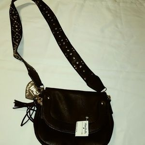 Handbags - NWT Black Cross body Bag